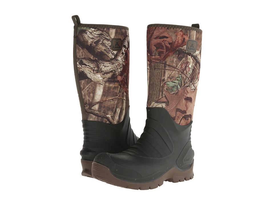 Kamik Bushman Camo Mens Cold Weather Boots