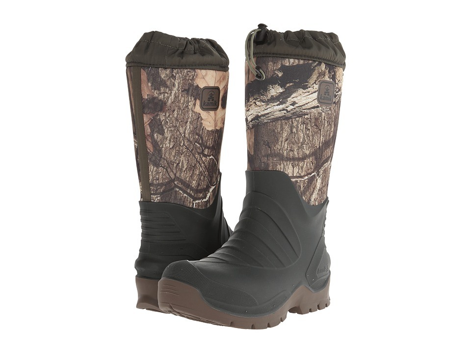 Kamik Coldcreek Camo Mens Cold Weather Boots