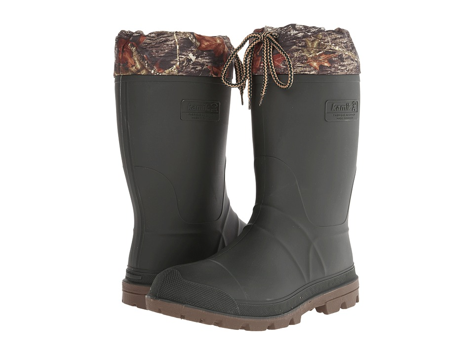 Kamik Icebreaker Camo Mens Cold Weather Boots