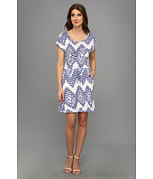 Christin Michaels - Megan Knit Dress