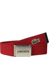 Lacoste - SPW L.12.12 Textile Croc Belt