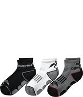 Jefferies Socks - Duck Commander Quarter Sock 3-Pack (Toddler/Little Kid/Big Kid)