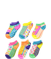 Jefferies Socks - Mix/Match Low Cut 6-Pack (Infant/Toddler/Little Kid/Big Kid)