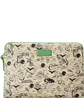 Marc by Marc Jacobs - Coated Canvas Doodle Print 13