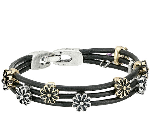 Lucky Brand Flower Woven Bracelet - Ttone