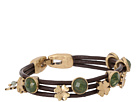 Lucky Brand Stone Woven Bracelet