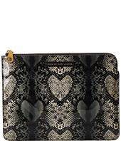 Marc by Marc Jacobs - Snake Heart Techno Tablet Zip Case