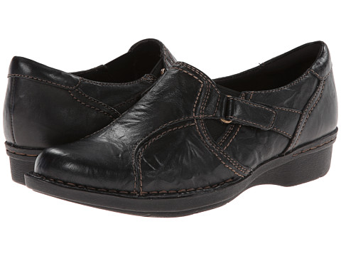 Fantastic look Clarks Whistle Wheat Black Leather