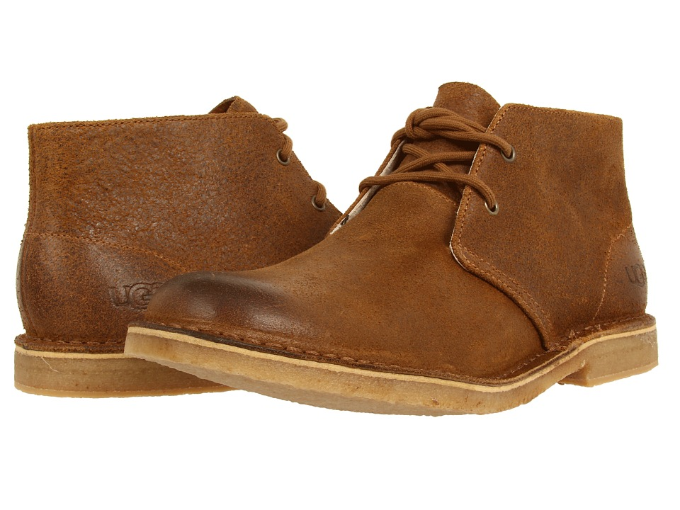 UGG - Leighton (Chestnut Leather) Men