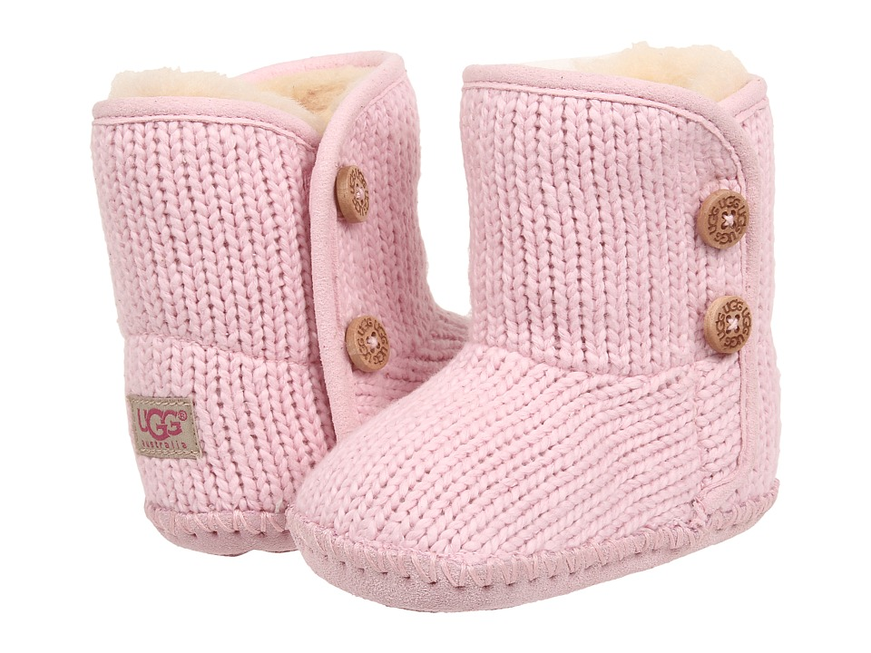 UGG Kids Purl (Infant/Toddler) (Baby Pink) Girls Shoes