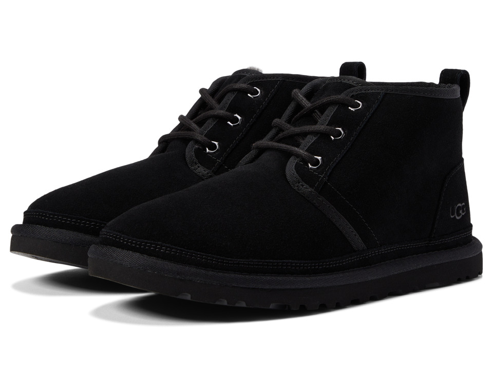 UGG - Neumel (Black Suede) Men