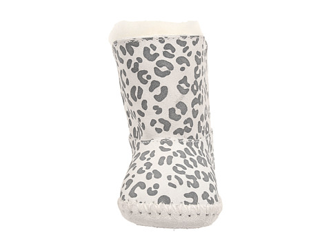 white cheetah print uggs