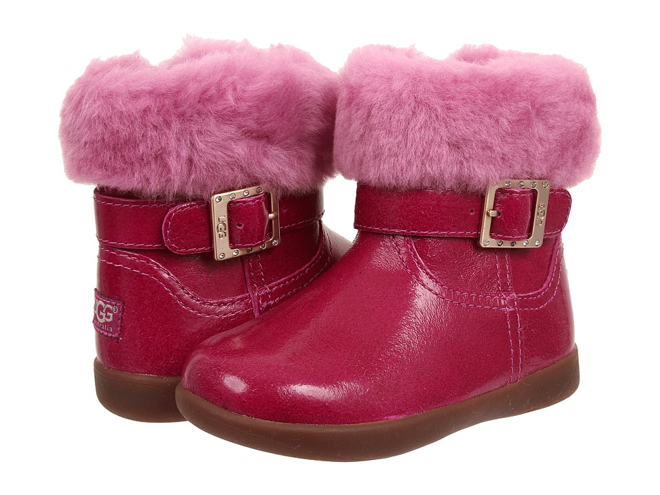 UGG Kids Gemma (Toddler) (Victorian Pink) Girls Shoes