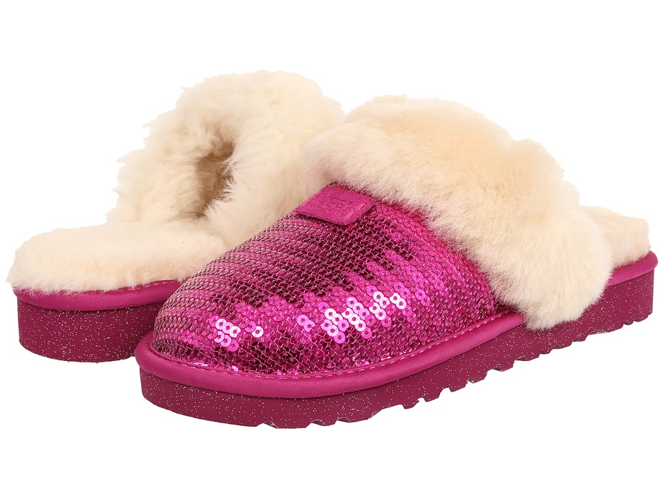 UGG Kids Dazzle (Little Kid/Big Kid) (Fuchsia) Girls Shoes