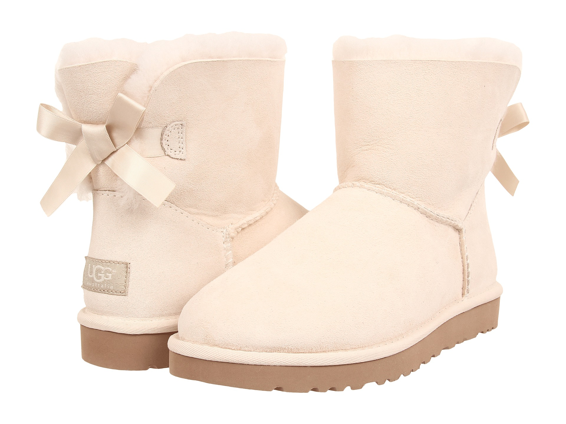 ugg mini bailey bow free shipping both ways