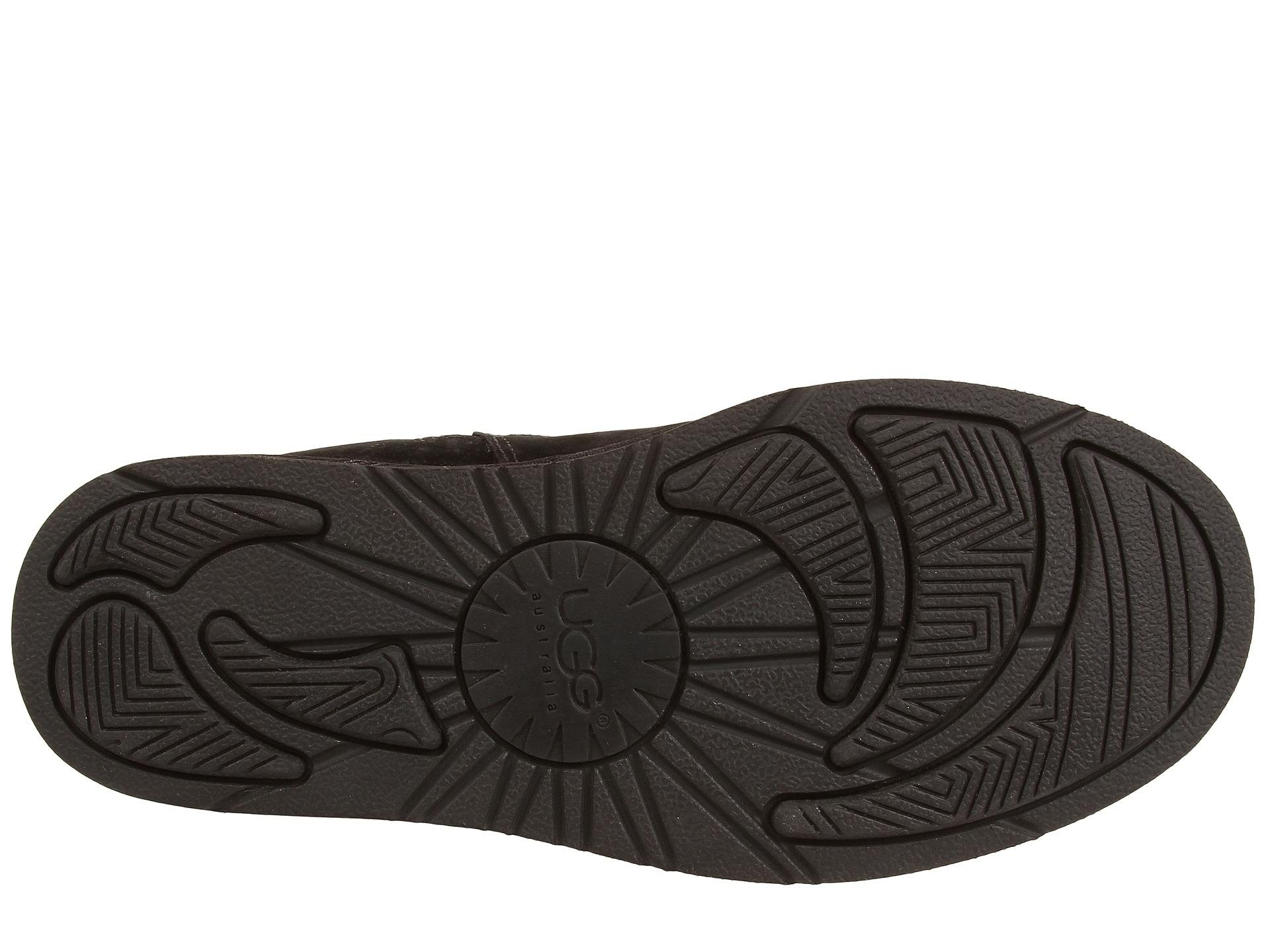ugg logo metal
