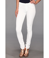 Hudson - Collette Mid-Rise Skinny in White