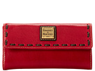 Dooney & Bourke Toledo New Colors Continental Clutch