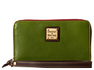 Dooney & Bourke Toledo New Colors Zip Around Credit Card Phone Wristlet