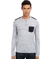 Vince - Jaspe Cotton Sweater Button Down