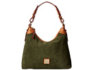 Dooney & Bourke November Suede Hobo