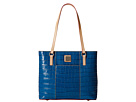 Dooney & Bourke Croco Small Lexington Shopper