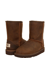 UGG Kids - Classic Short Leather (Little Kid/Big Kid)