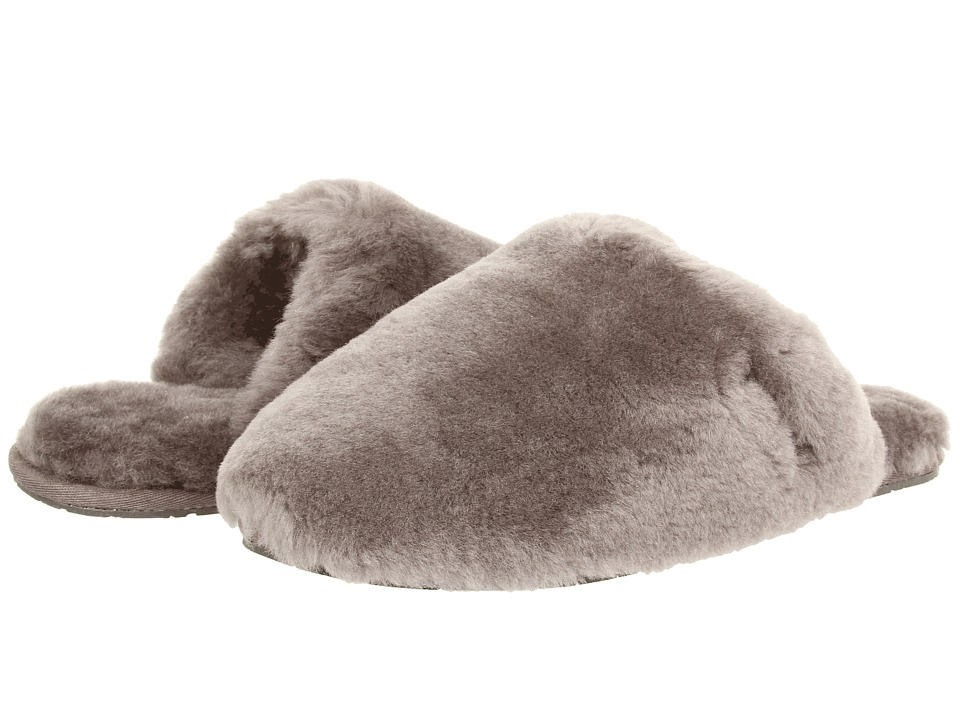 UGG - Fluff Clog (Grey) Women
