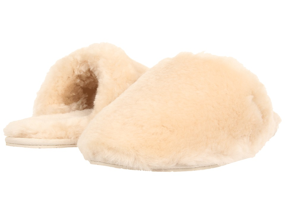 UGG - Fluff Clog (Natural) Women