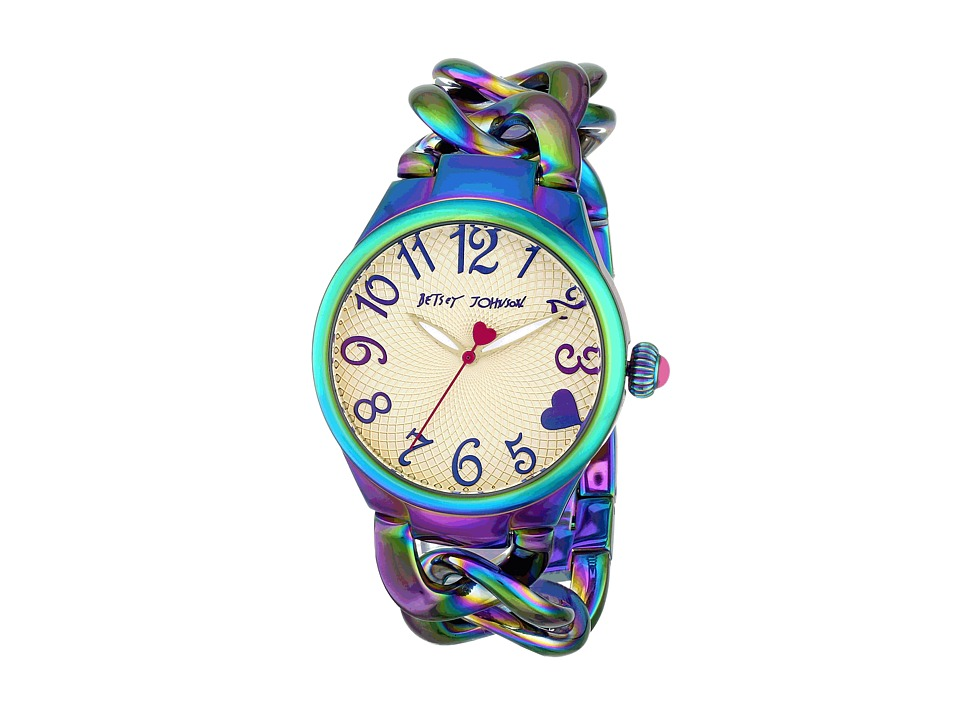 Betsey Johnson BJ00297-04 (Multi) Watches