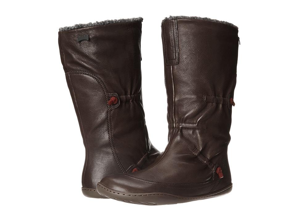 Camper Peu Cami 46278 (Black 008) Womens Boots