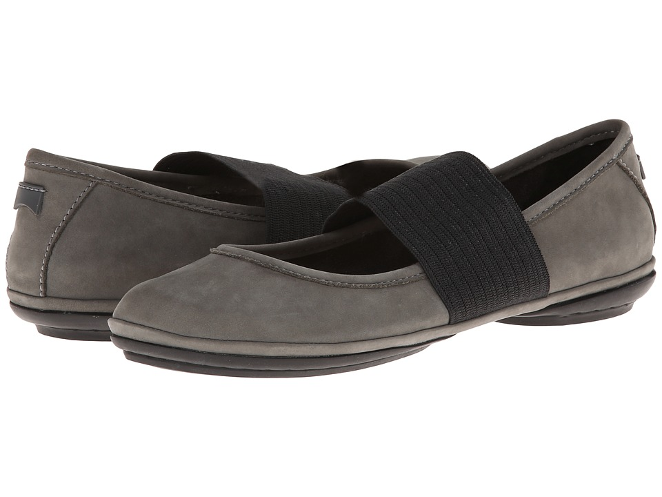 Camper Right Nina 21595 (Dark Gray) Women