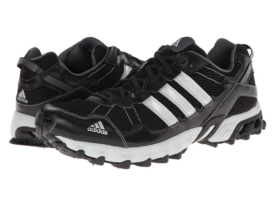 adidas Running Thrasher 1.1 M Clear Black/Silver Metallic/Clear Onix Mens Running Shoes