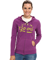 Life is good - All Good Zip Hoodie