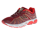 New Balance W890v4 Red, Yellow Shoes