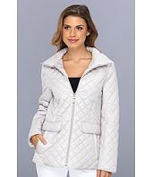 Ellen Tracy  Oak Hill Big & Tall Wool-Blend Pea Coat   image