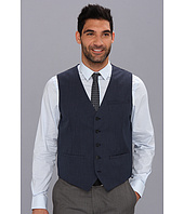 Perry Ellis - Textured Solid Suit Vest