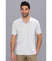 Perry Ellis - S/S Cotton Polyester Open Polo