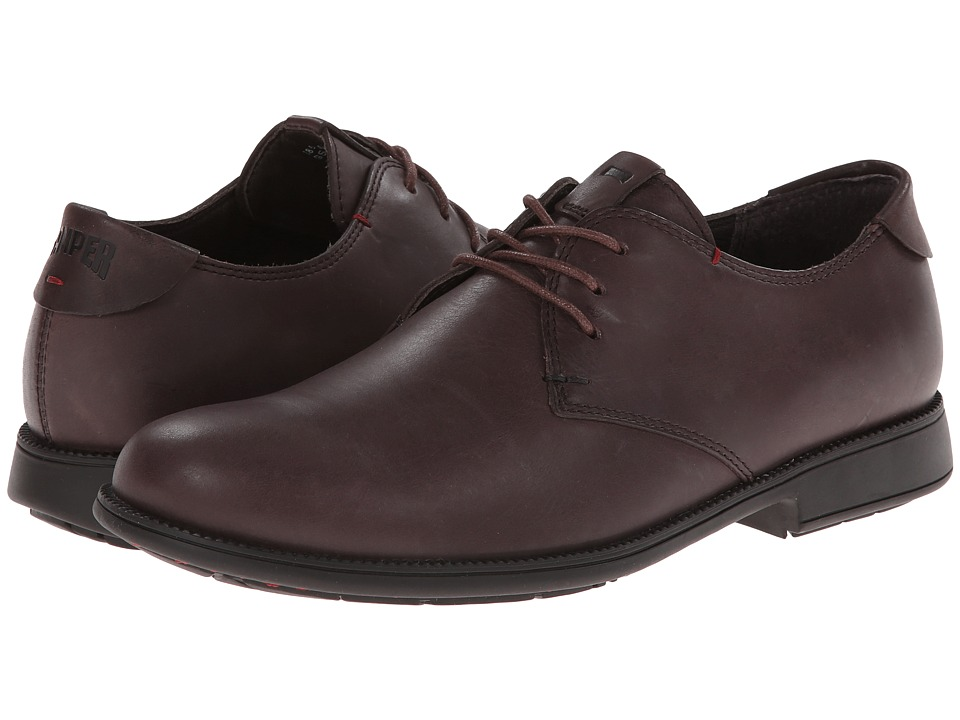 Camper 1913 Oxford 18552 Dark Brown Mens Lace up casual Shoes