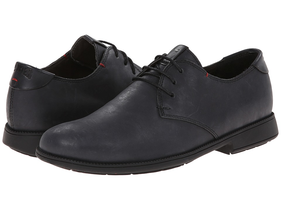 Camper 1913 Oxford 18552 Black 2 Mens Lace up casual Shoes