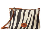 Dooney & Bourke XI Nylon New SLGS Style Crossbody Pouchette