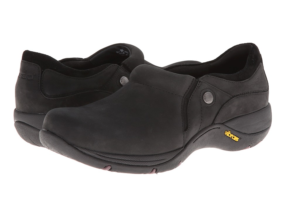 Dansko Celeste (Black Milled Nubuck) Women