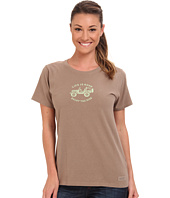 Life is good - Stamped Off Road Crusher™ Tee