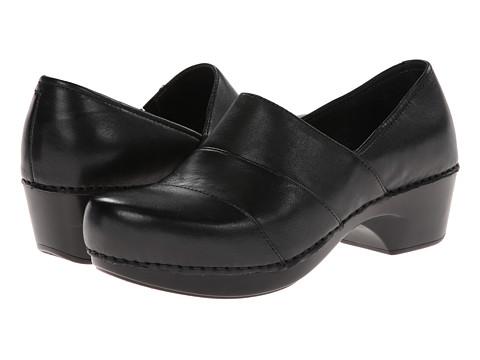 Dansko Tenley - Black Nappa Leather