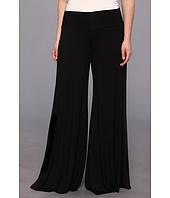 Rachel Pally Plus - Plus Size Wide Leg Trouser White Label