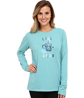 Life is good - Home Slice Crusher™ Long Sleeve