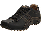 SKECHERS - Midnight (Black Smooth Leather) - Footwear