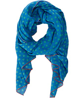 Marc by Marc Jacobs - Mini Dot Print Scarf With Pop