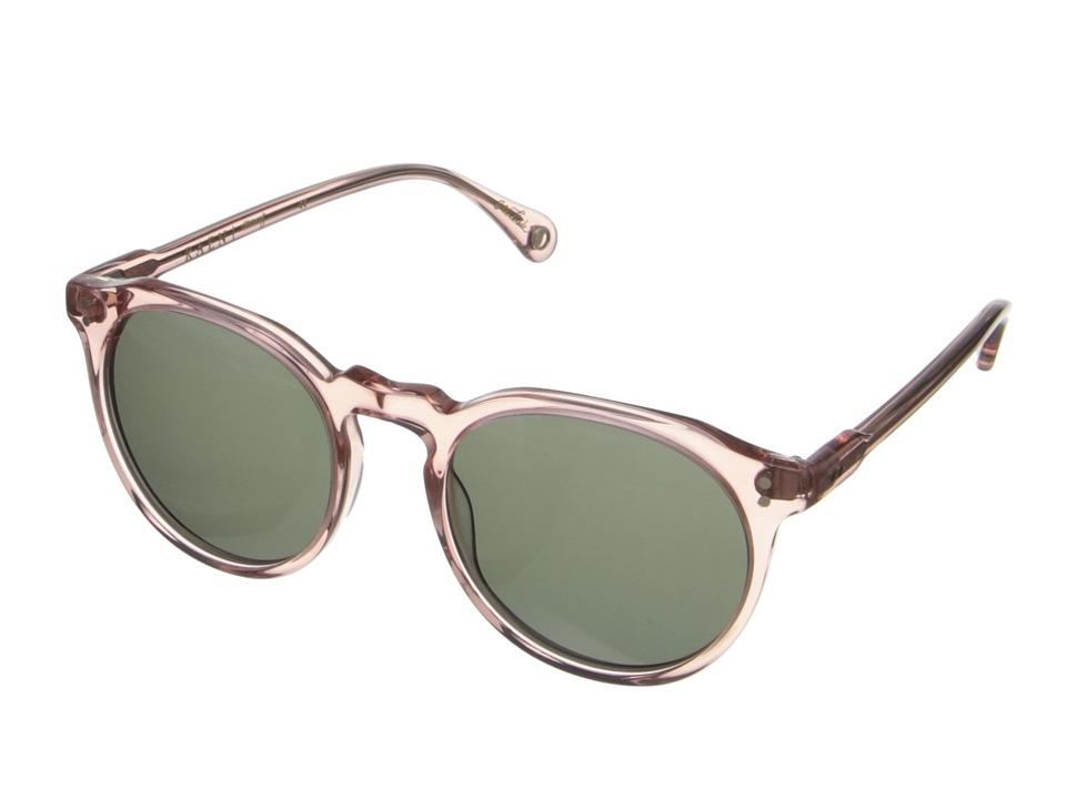 RAEN Optics Remmy Crystal Rose Fashion Sunglasses