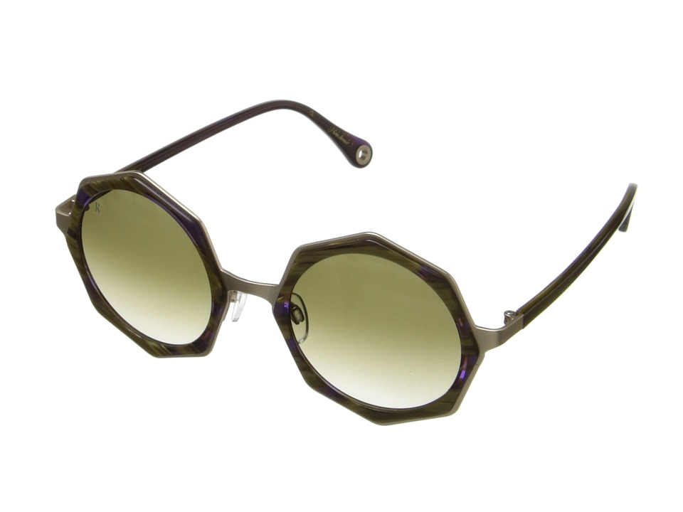 RAEN Optics Luci Patti/Japanese Gold Fashion Sunglasses